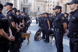 botas de policia nacional